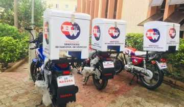 Health and wealth mall logistics launched